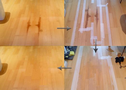 Floor Repair Bristol, Acorn Floor Sanding Bristol, refinish